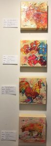 Carol Santora's Acrylics