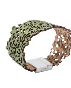 BENT-BREE-bracelet red