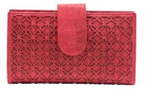 BENTBREE-Madison Wallet red
