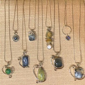 Jewelry Morgan McGeehan necklaces