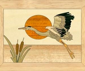 MarqArt Heron