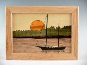 MarqArt sailboat