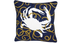 pillow rightside crab