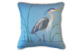 pillow rightside heron