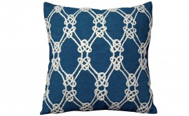 pillow rightside nautical rope