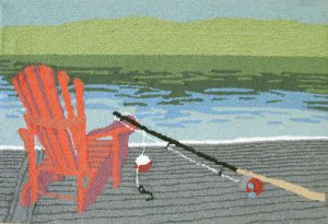 rug-transocean lakeside fishing