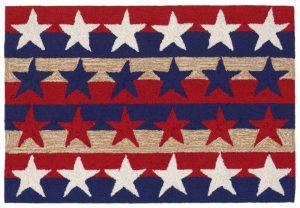 rug transocean patriotic