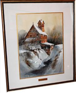 "alt = ""Artist George Bjorkland - 13 Mill"""