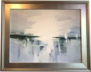 Artist Charles Gruppe Coast Line