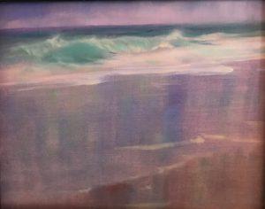 Artist Ann Murphy Indigo 1114 Oil