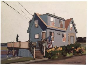 artist-berri-kramer-blue-house-lords-point-acrylic