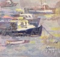 artist-dennis-poirier-boats-moored-unf-3-5x4