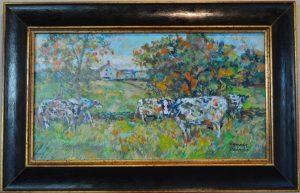 Cows at 'Dunn Farm
