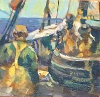 artist-dennis-poirier-fishing-unf-3-5x3-5