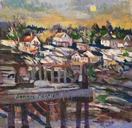 artist-dennis-poirier-sunset-stonington-unf-5x5