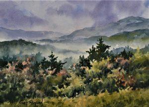 Overcast Valley