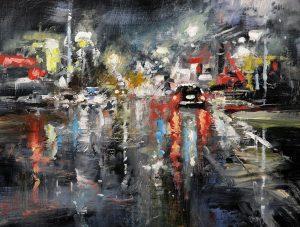 Rainy Night I