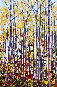 Forested Birch