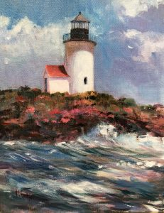 """Goat Island Light"""