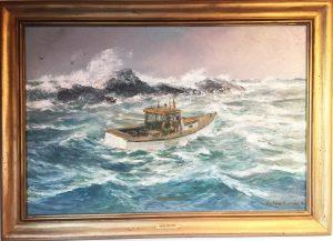artist-richard-hasenfus-lobstering-oil