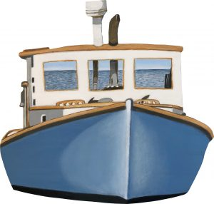 Lobster Boat I
