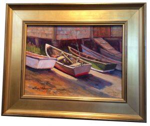 Artist William Maloney