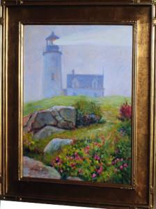 "alt = ""Artist William Maloney - Light"""