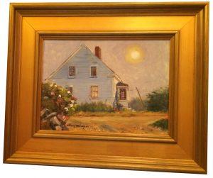 Artist William Maloney Ralphs House