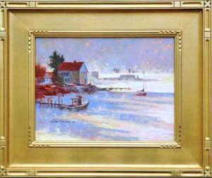 "alt = ""Artist William Maloney - Sea Smoke"""