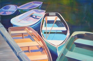 "alt = ""Artist Nancy Powell - Punts"""