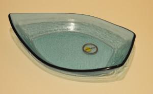 Annieglass Asymmetrical Bowl