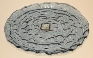 Annieglass Round Platter