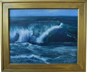 """""""Big Seas in Kennebunkport"""""""
