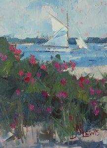 raising sails 5x7