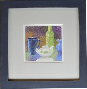 """Still Life with Tea Pot"""