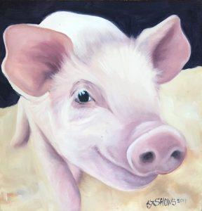 """""""Pig I"""""""