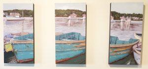 Cape Porpoise Harbor Series 3, 4 & 5