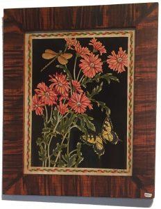 Artist Claudia Hopf Butterfly Scherenschnitte