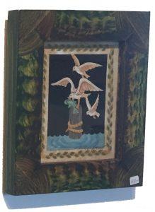 Artist Claudia Hopf Sea Gulls Scherenschnitte