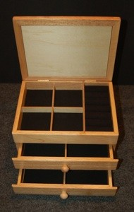 MarqArt - Two Drawer Box