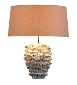 lamp continental ceramic