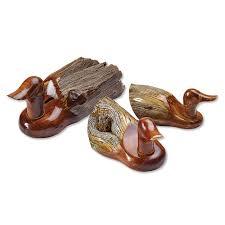 rocky mountian rustic ducks wht bckg