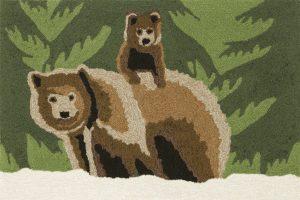rug-transocean bear