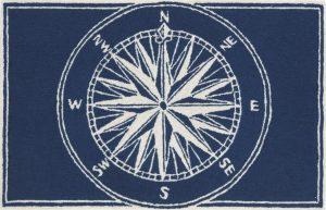 rug transocean compass