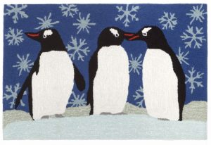 rug-transocean penguins