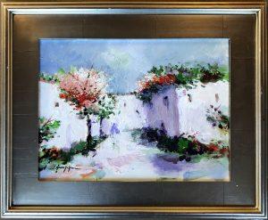 """""""Villa in Spring"""""""