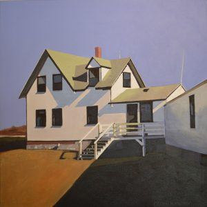 Keeper's House at Dusk I