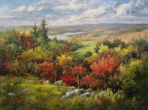 Autumn Overlook