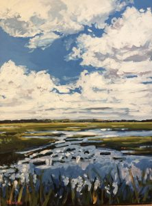 Wells Marsh Blues