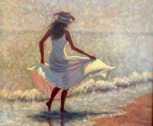 Dancing Confetti Light